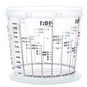 RADEX Mixbecher 1100ml